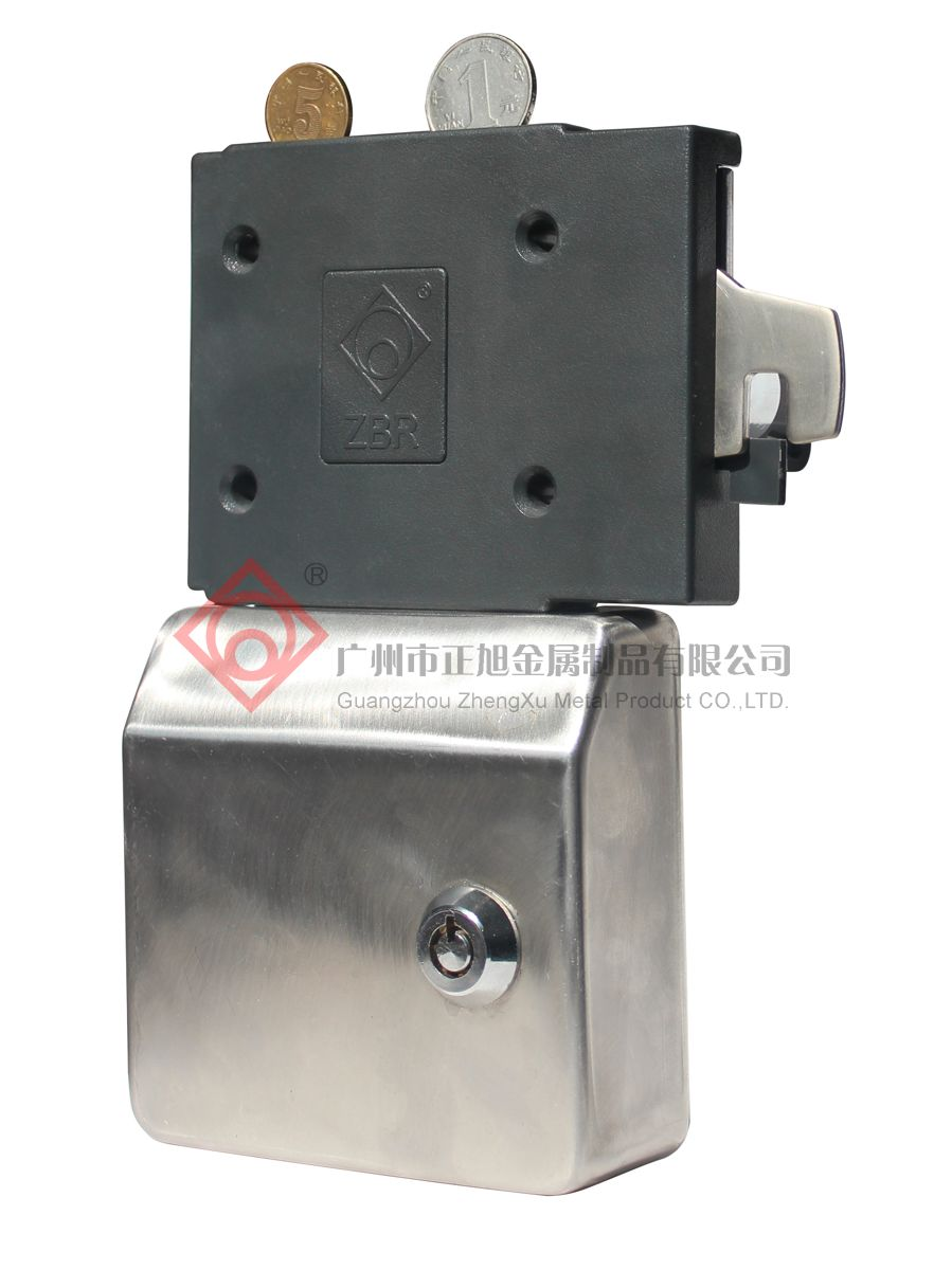 how to open a jammed filing metal box lock box